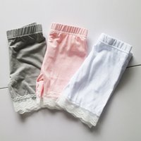 Wholesale Girls Plain Leggings - wholesale girl lace tight shorts bulk sale plain leggings baby girl lace skinny leggings tights boutique lace shorts for summer kids