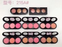 Wholesale Marilyn Monroe Face - free shipping makeup 3colors face powder blush Marilyn Monroe