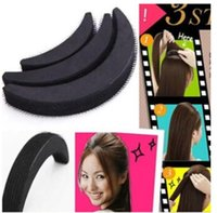 Schwamm Haar Volumen Haar Maker Styling Twist Magic Bun Haar Basis Bump Styling Insert Tool Volumen kostenloser Versand