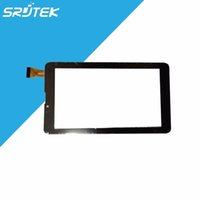 "Wholesale Tablet Digitizer Replacement Glass - Wholesale-New 7"" inch Prestigio Tablet Touch Screen Tablet GT706-V6 FHX Touch Panel Digitizer Glass Sensor Replacement"