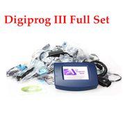 Wholesale Mileage Correction Tool Kit - Full Set Digiprog3 Digiprog 3 V4.94 Odometer Correction Tool Digiprog III Master Programmer Entire Kit DHL EMS fast shipping