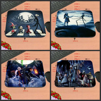 Wholesale Desk Pad Designs - Skeletal Animation Character Game Antiskid Custom Rectangular Mouse Pad Computer Computer Games To Decorate Your Desk Design As A Gift