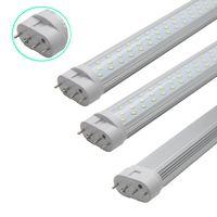 Wholesale T8 Led Tube 12w - 2G11 LED Tube Light Bulb 12W 15W 18W 22W 25W 2G11 LED Tube Lamp 4Pin LED 2G11 Bulb 2pcs ac85-265v ul saa dlc