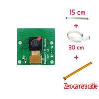 raspberry pi großhandel-Freeshipping Raspberry Pi zero kamera Modul Board 5MP Webcam unterstützen auch PI3 PI2 B + zero W