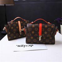 Wholesale Pattern Lock - Famous Brand Handbags Women High Quality Designer Handbag Small Flap Bag Pattern Female Shoulder Bags Messenger Bag Fashion Lady Bags