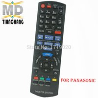Wholesale Audio Vcr - Wholesale- Free Shipping N2QAYB000629 New Remote controller For PANASONIC LCD TV VCR DVD