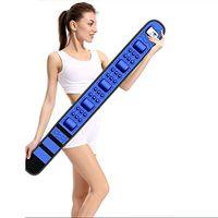 Wholesale Massage Vibration - Electric Lose Weight Vibration Massage Slimming Fitness Belt Multifunction Adjustable Body Trimming Waist Recover Body Shaper Training