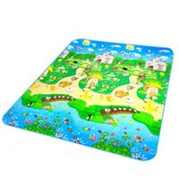 Wholesale Baby Change Table Mats - 180* 150 CM Large size portable baby changing table diaper nappy baby changing pad cover mat waterproof sheet baby care products