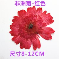 Wholesale Shiny Red Color Barberton Chrysanthemum Size CM For Expoxy Material And Painting Decoration