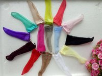 Wholesale Sexy Thong Adult - Cock Glove Male masturbator Adult Sex Toys for Man Sexy Penis Cover Men's Thongs Underwear Silk Stockings G-string ZA2652