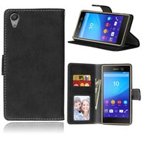 Wholesale Xperia P Phone Case - Case for Sony Xperia X Performance F8131 F8132 Dual 4G Case Flip Phone Leather Cover for Sony XP X P XPerformance F 8131 8132