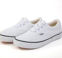 Wholesale vs lace - High-quality RENBEN Classic Low-Top VS sport canvas shoes sneaker Men Women Skateboard shoes Size EUR35-44