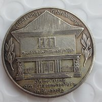 Wholesale Germany Wholesale - Germany Commemorative Coins 1933 -1960 different dates 15pcs Copy Coins Brass Craft Ornaments