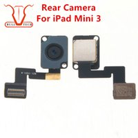 Wholesale Mini Rear Camera - For iPad Mini Original Rear Back Camera with Flex Cable Replacement Fix Parts For iPad Mini 3 DHL Free Shipping
