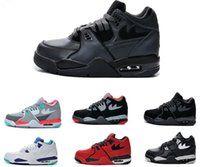 Wholesale Cushion Factory - Free shipping Flighting 89 A4 men's air cushion basketball shoes Factory outlet Top quality brother version outdoor sports shoes