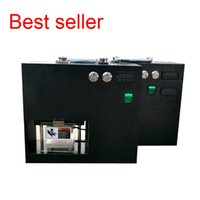Wholesale Electric Element Heating - Mini rosin press 2-in-1 enail dual heating element plates 1500 psi portable pneumatic hydraulic electric rosin heat press
