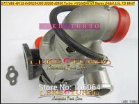 Wholesale Turbocharger For Hyundai - GT1749S 49135-04300 49135-04302 49135 04300 28200-42650 28200 42650 Turbo Turbocharger For Hyundai H1 Starex D4BH 2.5L TD 99HP