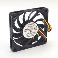 Wholesale everflow computer fans - Free shipping new Original 7010 R127010BU 12V 0.45A 7cm EVERFLOW large wind fan cooling fan