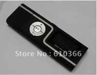 "Wholesale Headphone Wholesale China - Wholesale- 3pcs USB flash drive mp3 player 4GB Dual headphone jacks 1.3"" USB2.0 2 color matte plastic material China Post Free Shipping"