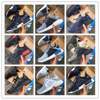 Wholesale Best Low Cut Casual Shoes - 2017 Original NMD XR1 x Mastermind Japan Skull Wholesale Men's Casual Running Shoes Best Quality Boost Fashion Sneakers Size 36-45 US 5-11