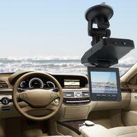"Wholesale Traffic Dvr Recorder - 6 LED's 2.5"" 270°LCD HD DVR Car Camera 6 LED IR Traffic Digital Video Recorder"