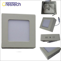 Wholesale used beds for sale - Group buy Surface LED panel light W W W W LED flat Ceiling lamp panel lamp Grid downlight for home kitchen bed room indoor using