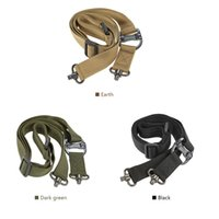 Wholesale Hot Sell Hunting outdoor Adjustable Tactical QD Multi MissionTactical Rifle Sling hunting Gun Sling