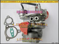 Wholesale Vw 15 - K04 15 53049880015 53049700015 Turbo Turbocharger For AUDI A4 A6 95- For Volkswage VW Passat AEB ANB AWT Upgrade 1.8T 1.8L 210HP