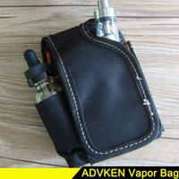 Wholesale Vaping Cases - New ADVKEN Portable Vapor Bag V2 Vaping Mod Jeans Denim Carry Bag For DIY Tool Carring Pouch Case