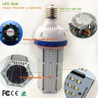 Wholesale Super Brigtness LED Corn Light E26 E27 E39 E40 Warehouse Gardern Backyard Lamp w w w Corn Bulb Replaces W Metal Halide bulbs