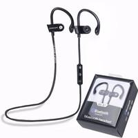 iphone mains libres pour courir achat en gros de-MS-B7 Sport Bluetooth 4.1 Sans Fil Stéréo Casque Écouteur Casque Courir Crochet Mains Libres avec Micro pour pour iPhone 7 Samsung Smartphone