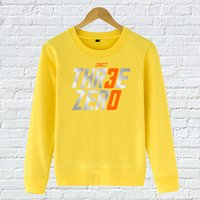 Wholesale Size Pullover Youth - The new trend of youth tide CURRY30 round-necked sweater long-sleeved jacket loose large size basketball sportswear