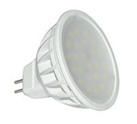 Wholesale mr16 lumens - GU10 MR16 Led Bulbs Light Dimmable 5W SMD Led Spot Lights Lamp High Lumens CRI>85 AC 110-240V LED Spotlights for home lighting