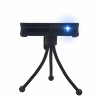 Wholesale Touch Projector Phones - Wholesale- 5000mah Battery JEDX X1 mini phone projector dlp wifi portable Handheld smartphone Projector Android AC3 Bluetooth Touch button