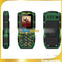 ingrosso gps esterno android ip67-Originale OEINA XP1 IP67 Telefono impermeabile Power Bank Standby lunga da esterno Torcia Grande altoparlante da 1,8 pollici