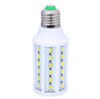 Wholesale E27 Ac Dc 12v - New corn LED bulb 11W E27 12V 24V 36V 48V AC   DC 12V SMD 5730 15W 57 led corn light bulb with 360 degree