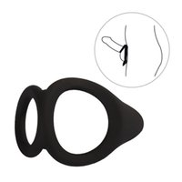 Wholesale Penis Rings Enlarger - Softy Silicone Cock Rings, Penis Enlarger Stronger and Delaying Ejaculation Rings to Prolonging Climax Sex Toys for Men (Flexible size)