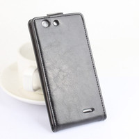 Wholesale U2 Cover - Case Luxury Hot stamping Leather vertical flip protective cover case FOR Oukitel U2