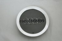 Wholesale Caps For Rims - 4pcs lot 145mm Wheel Center Caps rim hub cap badge emblem wheel center cover For A8 replacement part NO. 4E0601165A free shipping