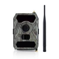 fotos mandos a distancia al por mayor-3G Mobile Trail Camera con 12MP HD Image Pictures 1080P Image Video Recording con APP gratuita Remote Control IP54 Waterproof