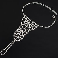 Wholesale toe ankle bracelets - Hot Sale Silver Chain Anklet Ankle Bracelet Crystal Rhinestone Foot Jewelry Sparkly Toe Ring Barefoot Sandal Wholesale Anklet for Women 1201