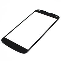 Wholesale Outer For Nexus - 100PCS Outer Front Screen Glass Panel Lens Replacement for LG Google Nexus 4 5 5x free DHL