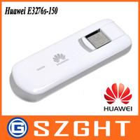 Wholesale lte modem huawei - Wholesale- Unlocked HUAWEI E3276s HUAWEI E3276s-150 USB modem E3276 LTE FDD 800 900 1800 2100 2600 Mhz