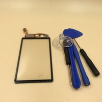 Wholesale Neo Mt15i - Black Front glass len touchscreen For Sony Ericsson Xperia Neo V MT15i MT15 MT11i MT11 Touch Screen