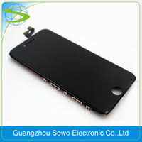 Wholesale Grade AAA OEM screen replacement LCD Screens For iphone s lcd original for iphone s lcd oem