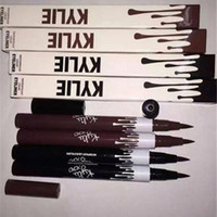 Wholesale Lady Easy Wear - kylie jenner eyeliner eye liner liquid line pen pencil waterproof long lasting kylie eye liner makeup cosmetics tools girls lady beauty
