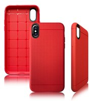 Wholesale Phone Case Dot - For Iphone X Case Ultra Thin Honeycomb Dot Soft TPU Case Cover Phone Case For Iphone X