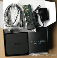 quad kern tv-box dhl versand großhandel-Factory Direct Quad Core 1080p (full-hd) Hdmi Minix Mxq Neue Quad-Core-Netzwerk-Set-Top-Box Stb S805 Eine Generation von Fett