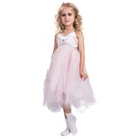 Wholesale Little Girl Dance - Little Princess Pink Lace Dance Dress Tutu Party Costumes For Little Girl Carnival party