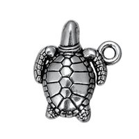 Wholesale Zinc Alloy Paw Print Charm - Tibetan Antique Silver Plated Turtle & Whale Nautical & Dog Paw Print Animals Charms Zinc Alloy Pendant For Diy Jewelry Making